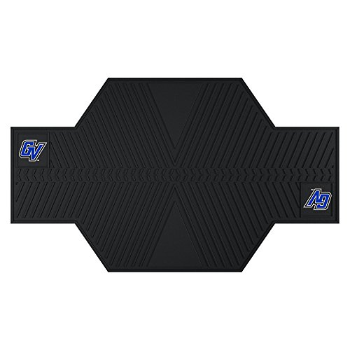 NCAA Grand Valley State University Motorcycle Mat, 82.5'' x 42''/Small, Black by Fanmats