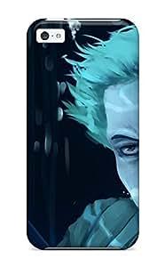 DanRobertse Case Cover For Iphone 5c - Retailer Packaging One Piece Anime Roronoa Zoro Anime Swordman Zero Protective Case