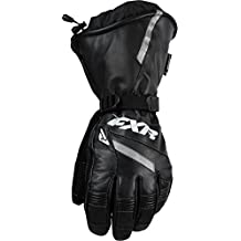 2016 FXR Racing Men's Snowmobile Snowboard Leather Gauntlet Gloves Size S-4XL by FXR-SNOW