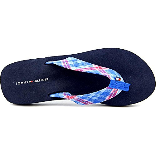 Tommy Hilfiger Conica-X Mujer Lona Chancla