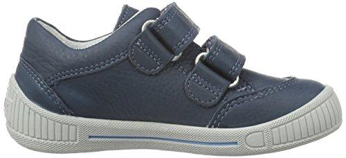 Superfit Cooly - Botas de senderismo Bebé-Niñas Azul - Blau (NIAGARA 93)