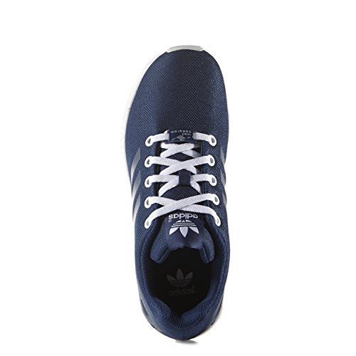 Men's BLAU adidas K Sneakers Flux Zx B7xZwx8
