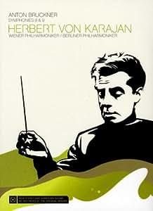 Bruckner: Symphonies 8 & 9 [DVD Video]