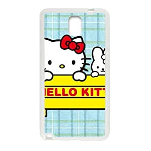 DAZHAHUI Hello kitty Phone Case for samsung galaxy Note3 Case