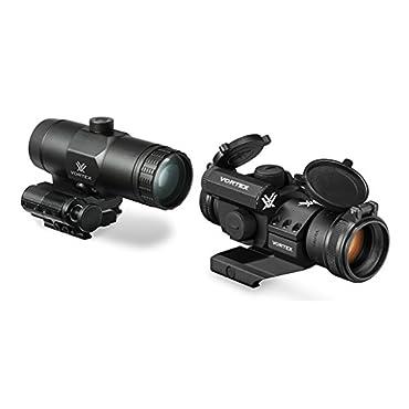 vortex optics sf rg 501 strikefire 2 red green dot sight scope w