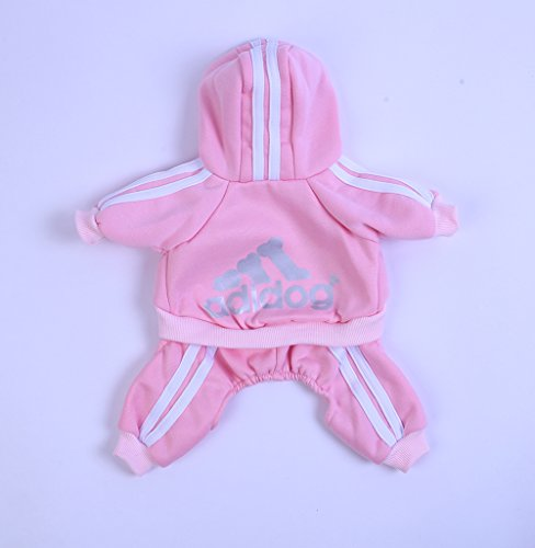 Pictures of EastCities Winter Puppy Hoodie Small Dogs Warm AD04 6