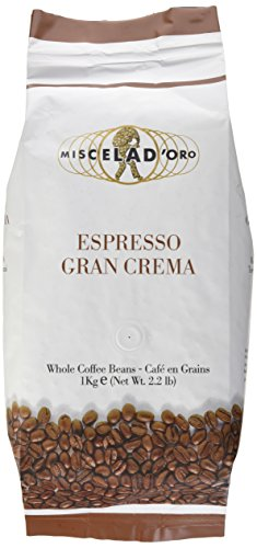 Miscela D'Oro Gran Crema Espresso Beans - 2.2 lb