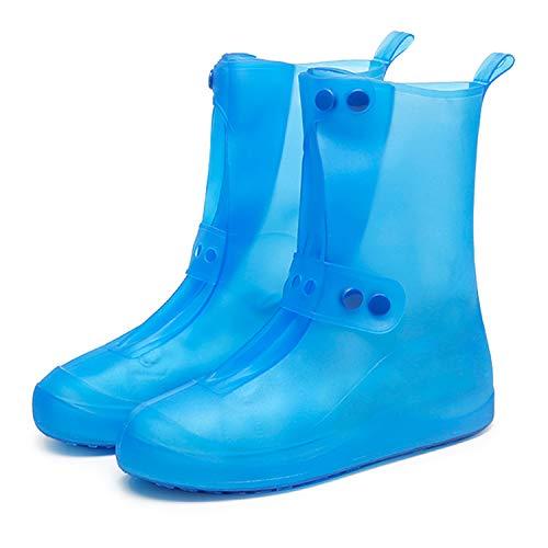 Pastaza Shoes Covers Slip On Women Durable Rain Boots Mens Kids Outdoor Garden Booties