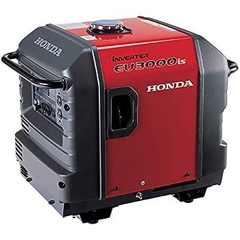 Amazon com : Honda Generator - 3000is & 30is Remote