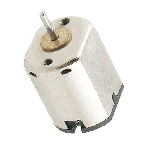 5000 RPM Mini Motor - TOOGOO(R)1.5V DC 5000 RPM Magnetic Mini Motor for Electronic DIY Toy Silver