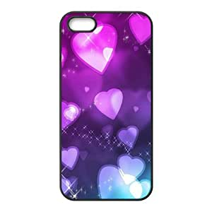 IPhone 5,5S Cases Love 68, [Black]