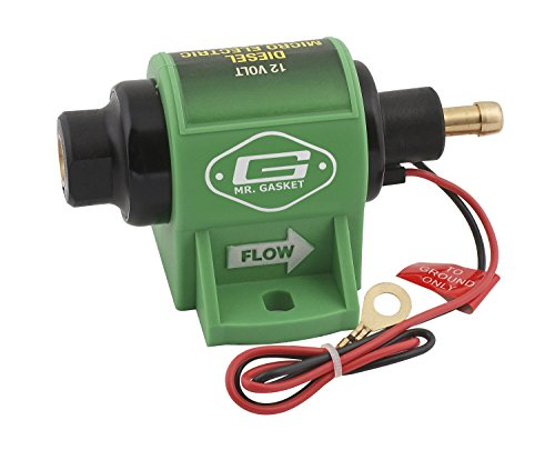 mr gasket electric fuel pump - 3