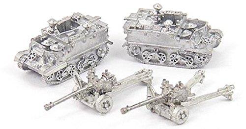 6 Pounder Anti-Tank Guns w/T-16 Carrier
