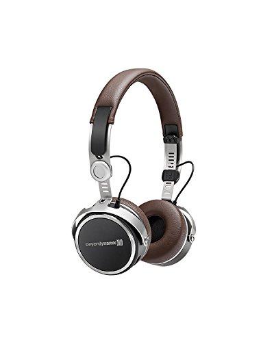 beyerdynamic Aventho Wireless on-ear headphones with sound personalization - brown (Beyerdynamic Headphones Bluetooth)