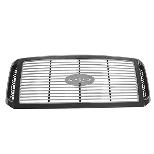 (OE Replacement Ford Super Duty Grille Assembly (Partslink Number FO1200458) )