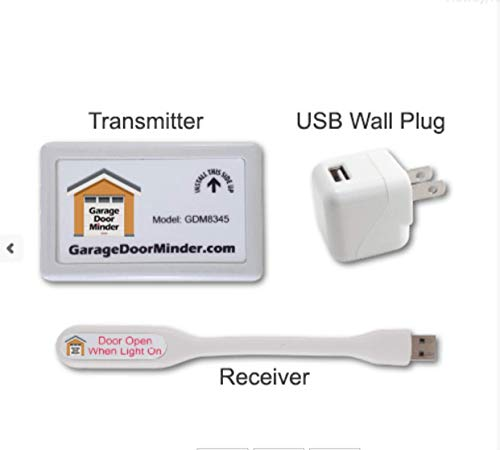 garage door monitor wireless - 8