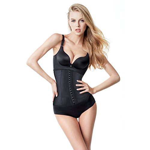 IMAGE Women'sLatex Sport Waist Cincher Body Shaper Lifts Underbust Weight Loss and Corset Slimming Girdle for Postpartum Mothers, Long-term Sedentary, Fashion Lovers, Formal Dress