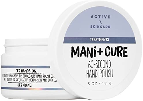 Bath and Body Works MANI CURE 60-Second Hand Polish 5 Ounce