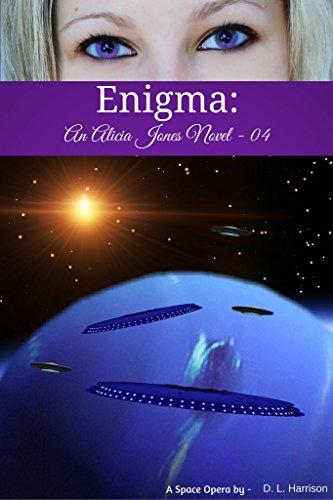 Enigma: An Alicia Jones Novel 04 ()