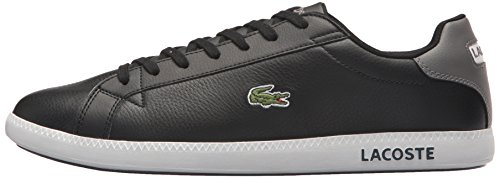 Pictures of Lacoste Men's Graduate LCR3 Sneakers 735SPM0013 White/Dk Green 5