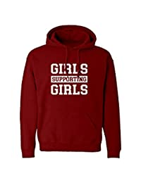 Indica Plateau Girls Supporting Girls Unisex Hoodie