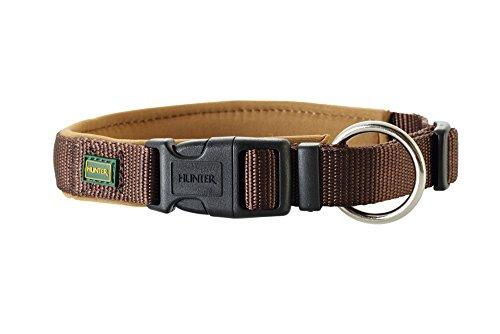 Noprne vario plus collier pour chien 45 cm 20 mm de noprne nylon marron/caramel