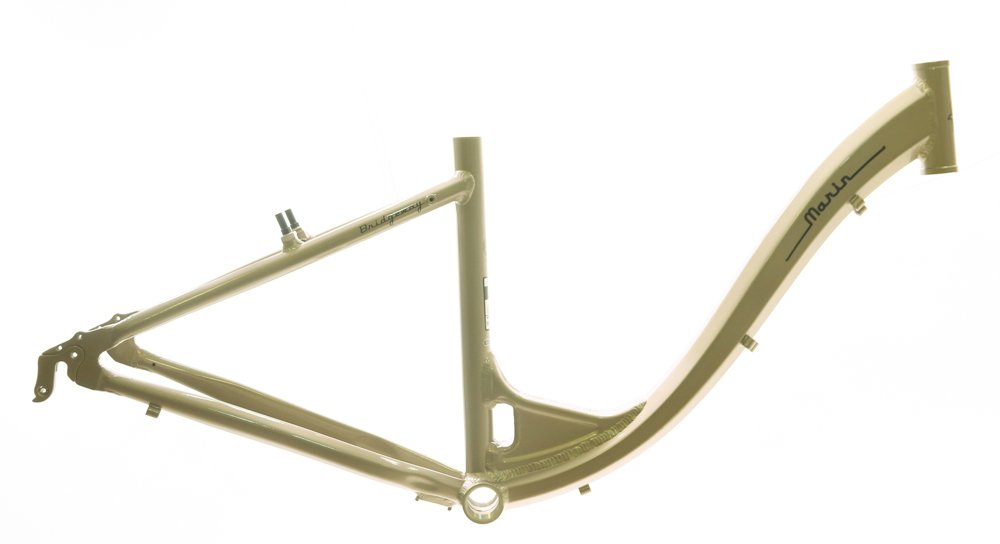 17'' Marin Bridgeway 26'' WFG Women's Hybrid / Comfort Bike Frame NEW