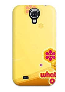 Durable Winnie The Pooh Back Case/cover For Galaxy S4