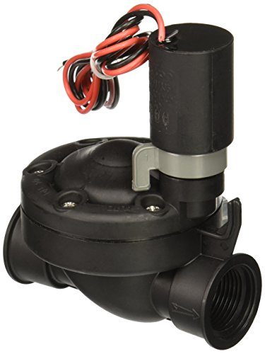 Galcon 3652 3/4-Inch Sprinkler Valve with S1602 DC Latching Solenoid for...