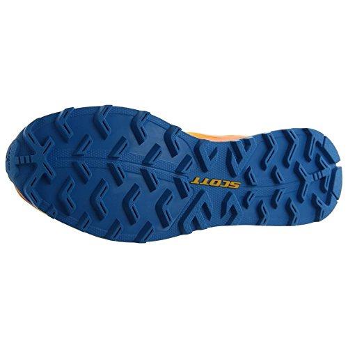 Zapatos Scott Running Kinabalu supertrac 2016 GIALLO-ARANCIO