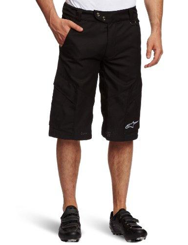 Alpinestars Men's Manual Shorts, Size 34, Black