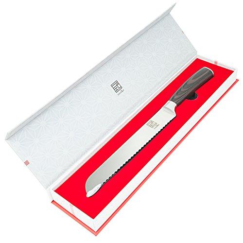 8 bread knife - 8