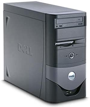 DELL OPTIPLEX 170L Pentium 4 2.8 GHz Tower Computer