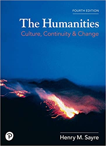 The Humanities: Culture, Continuity, and Change, Volume 1, 4th Edition - Original PDF