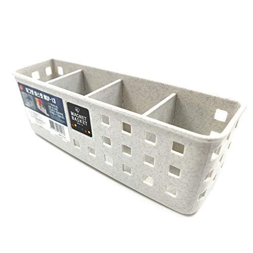 IRIS OHAYAMA MG-13 Strong Magnet Organizer Basket Refrigerator Magnets Kitchen ()