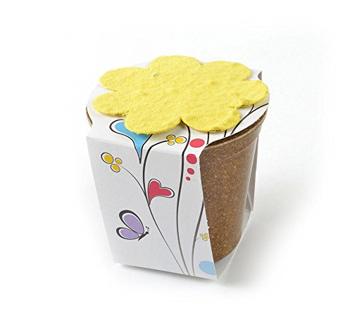 (Bloomin Seed Paper - Planting Kit Favor