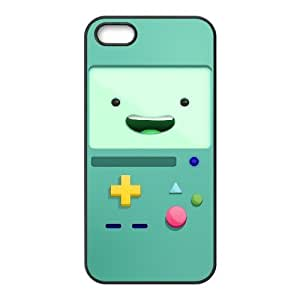 Beemo Adventure Time Brand New Cover Case with Hard Shell Protection for Iphone 5,5S Case lxa#295455
