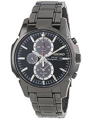 Seiko Mens SSC095 Chronograph-Solar Classic Solar Watch