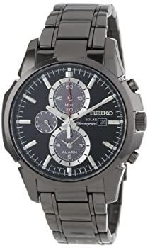 Seiko Men's Ssc095 Chronograph-solar Classic Solar Watch 0