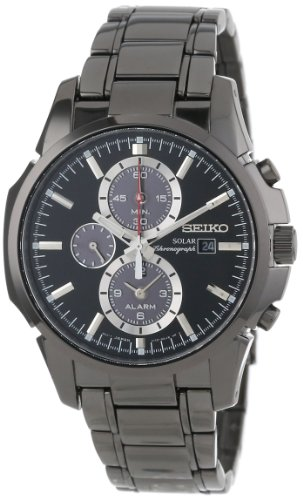 Seiko-Mens-SSC095-Chronograph-Solar-Classic-Solar-Watch