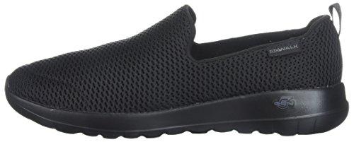 Skechers Performance Women's Go Walk Joy Walking Shoe,black,5 M US by Skechers (Image #5)