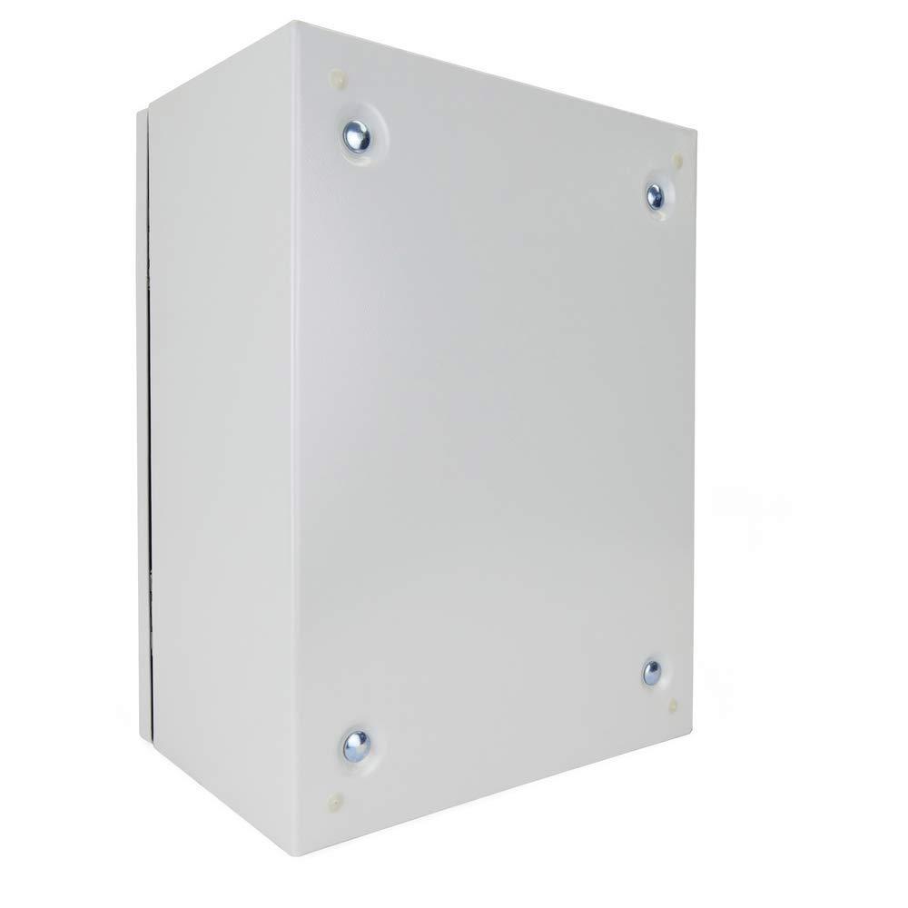 BeMatik Bo/îte de Distribution /électrique en m/étal IP65 pour Montage Mural 600x500x200mm