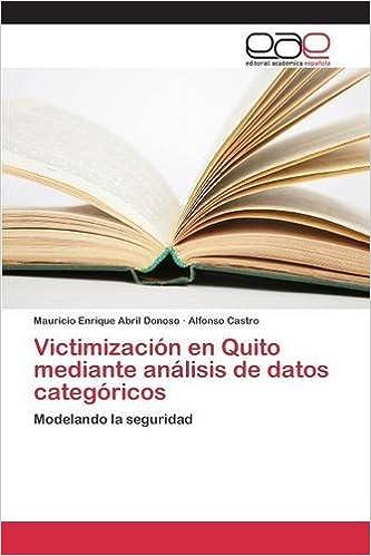 Victimización en Quito mediante análisis de datos