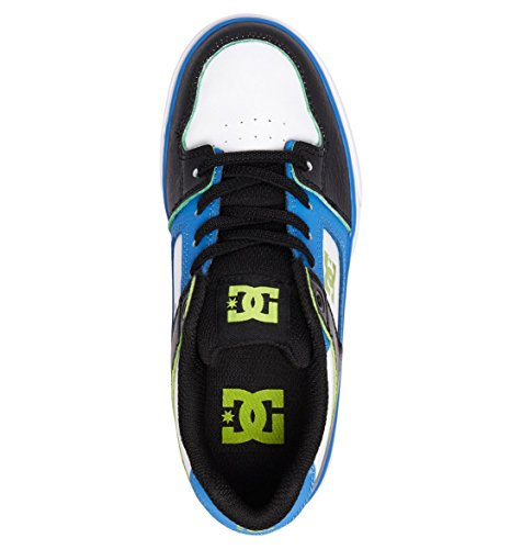 DC Shoes Pure Elastic Se - Zapatillas Para Chicos ADBS300273 Blue/Black/White