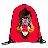 Unique Jordan Bratton Drawstring Backpack Rucksack Shoulder Bags