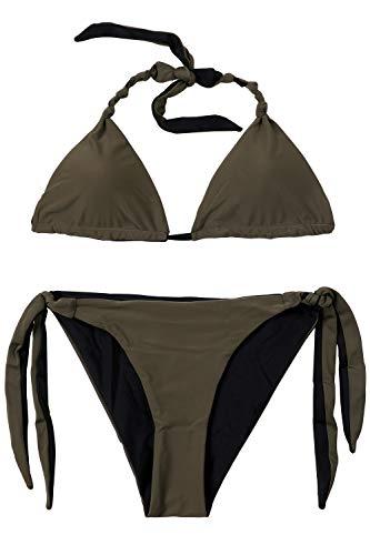 Green Bikini Set in Australia - 7
