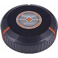 Oksale Intelligent Floor Automatic Smart Vacuum Cleaner Robot Household Sweeping Machine Sweeper Machine (Black)