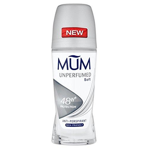 Mum Unperfumed Roll On antiperspirant 50ml