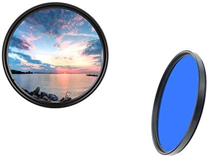 Professional Colour Filter 49 mm dHD Digital Blue Full Filter 49 mm