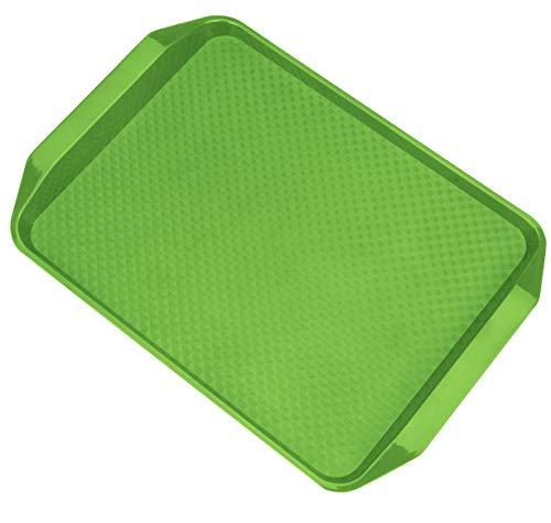 Green Fast Food Tray - 7